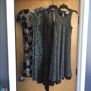 Bundle of 4 - Vintage dresses
